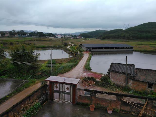 林舍listening house - 青山绿水环绕的乡村民宿,倾听自然和内心的声音。 - Shaoguan Shi - House