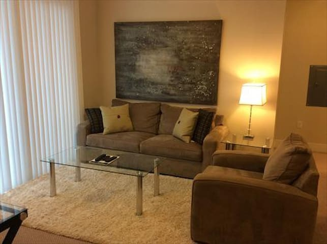 Lux 2 Bedroom Apt in Cambridge w/pool, gym, wifi - Concord - Daire
