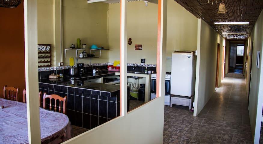Tinoco's House - Lobitos local experience