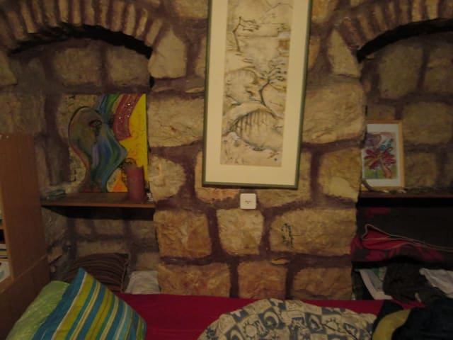 Cozy and warm room in Nachlaot 4U! - Jerusalem - House