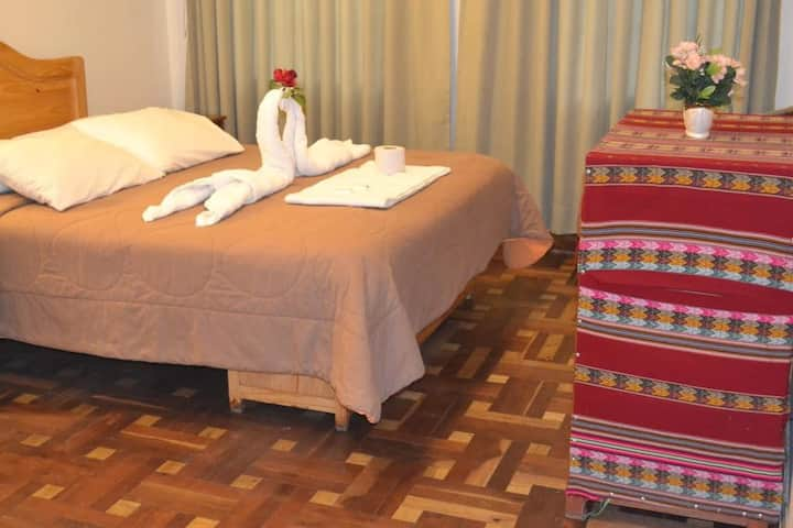Hostal Safari Cusco 2 pax