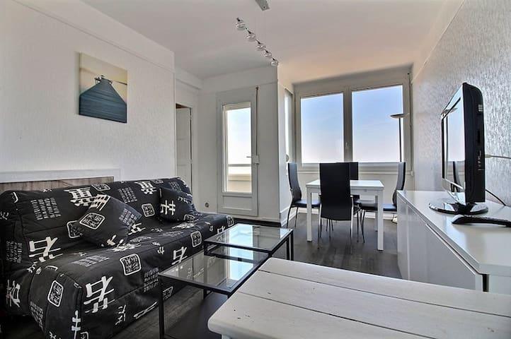Appartement de standing en front de mer. - BERCK - Wohnung