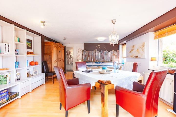 stylish 2room flat in Nationalpark Eifel
