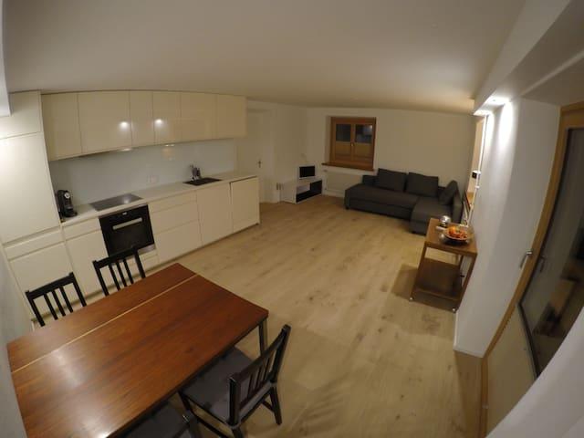 Ferienwohnung Scoulina Fuldera - Fuldera - Apartment