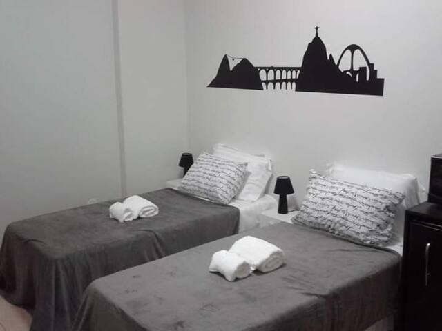 Charming studio flat in Lapa