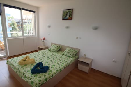 ★Apartment in Sunny Beach ★ Family❂ Pool❂ Parking