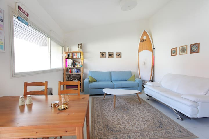 Sportive Beach Life Quiet yet Centric Apartment