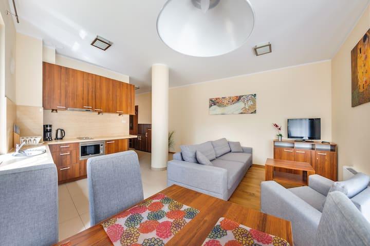 Cztery Pory Roku Apartament 14 dla 4 osób