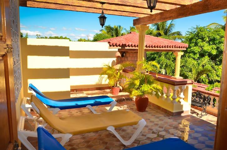 Hostal Villa Dalia - Habitación 2 - Casilda - Casa