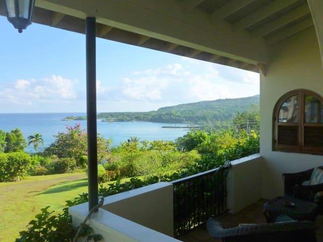 Amazing sea view and cool breeze - Oracabessa - บ้าน