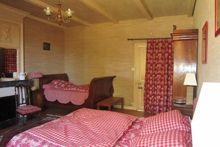 Chambre l'Aunisienne - Puyravault - Bed & Breakfast