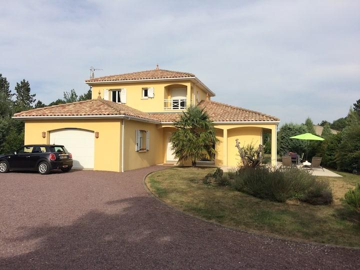 Villa St Martin - Chambre 2