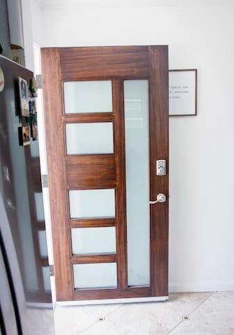 Door is open for your next booking!