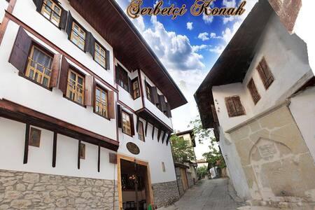 ÖZEL BELGELİ KONAK - Safranbolu