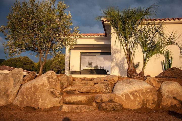 belle maison à Figari