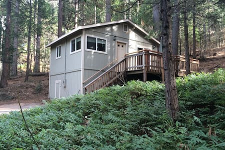 New in 2016, Comfy Cabin in the Pines! - Twain Harte