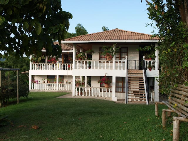 Eco Farm in the coffee region - Manizales - House