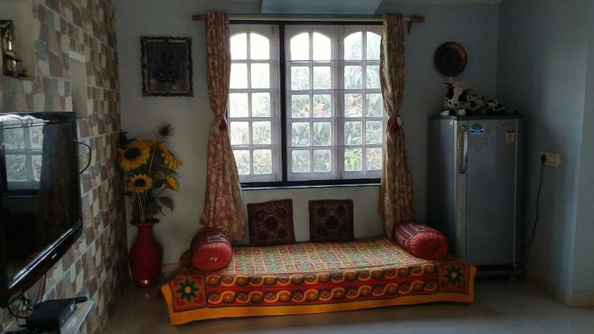 Aarav cottage Alibag