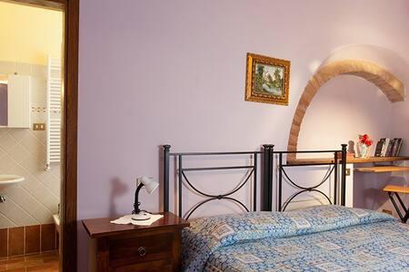 camera doppia - Volterra