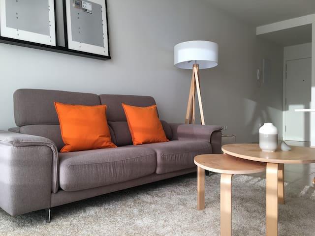 Moderno apartamento en Nueva Andalucía - Marbella