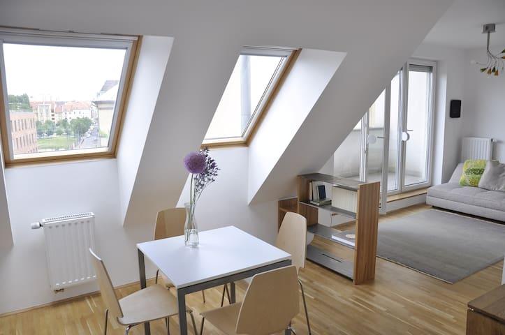 Cozy one-bedroom apartment - Budapest - Leilighet