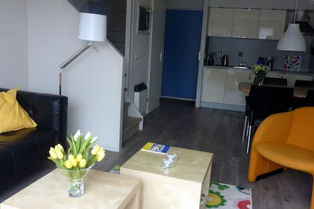 Kaapdedag incl.golf,zwembad,2xfiets - Appartement