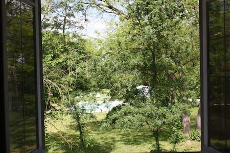 Le Perchoir pour 2 personnes - Cambounet-sur-le-Sor - Haus
