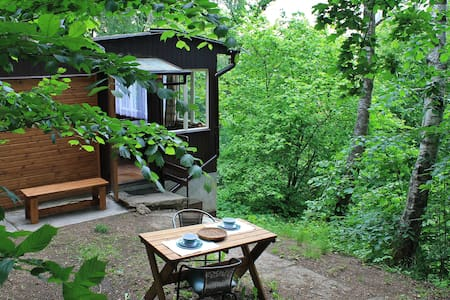 Romantic Eco-cabin near Prague