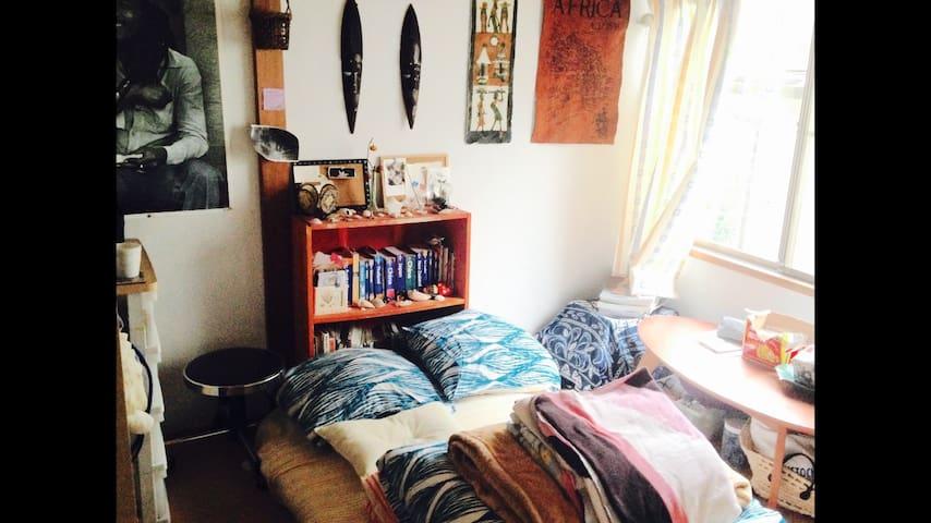 Mi Casa Es Tu Casa:) - Entire home - Kashiwa-shi - Apartmen