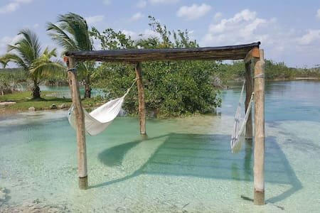 Heavenly bacalar lagoon - Annat