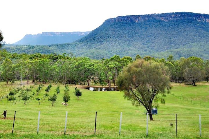 Bullio NSW Graceridge Natti National park