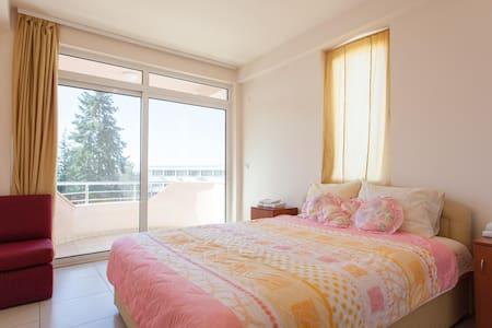 Cozy Lake View Apartment - Dolno Konjsko - อพาร์ทเมนท์