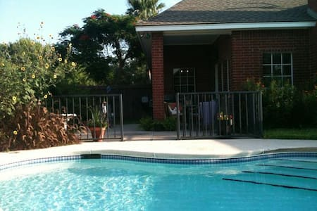 Sparrow's Nest in Rio Grande Valley - McAllen - Bed & Breakfast