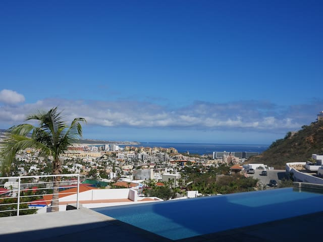 #1 Top Rated  Modern Condo Pedregal Summer Special