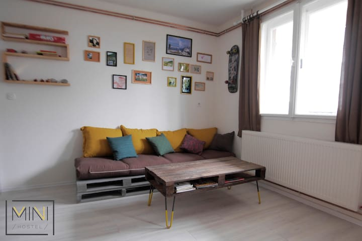 Amazing, budget and social place! - Konjic - Appartement