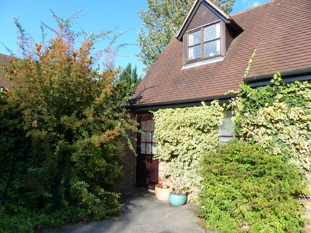 Cosy cottage close to city centre - Oxford - Apartment