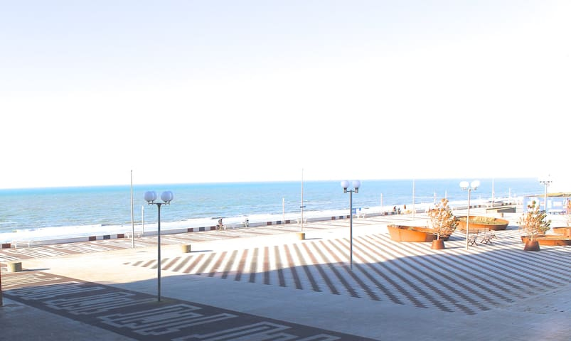 Zandvoort Appartement met uitzicht op zee