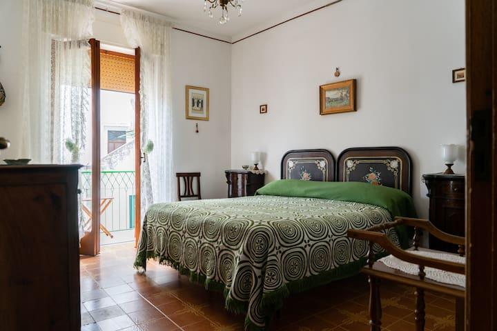 Room with vintage interior