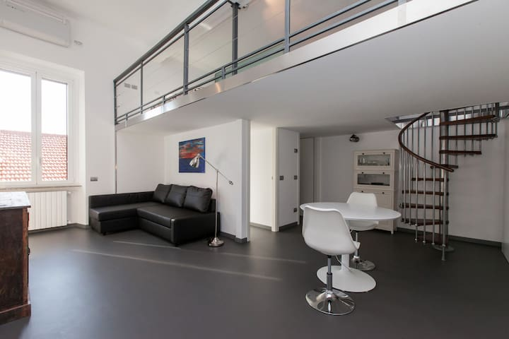 Design loft in Tortona Area, Milan