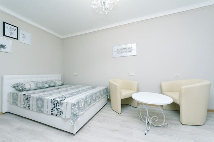 Cozy apartment near the Palace of Ukraine