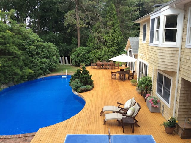 Private waterfront oasis  - East Moriches - Casa