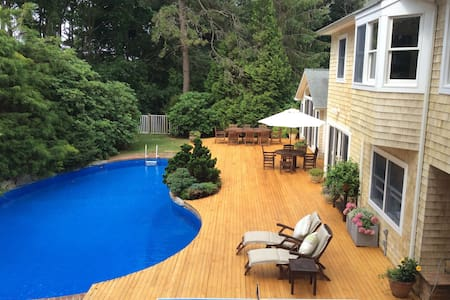 Private waterfront oasis  - East Moriches