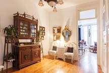 traditional and Charming room