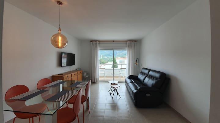 Apartament amb aire condicionat 1B