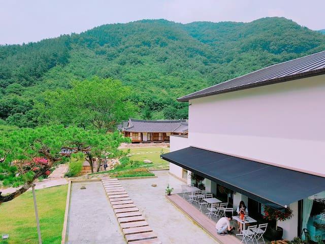 전주완주한옥, 소양고택, 후연당1 - Soyang-myeon, Wanju-gun