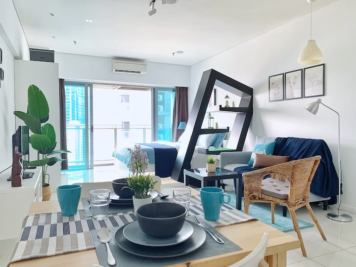 Urban Suite Near Twin Tower KLCC & Kg Baru/NetfliX