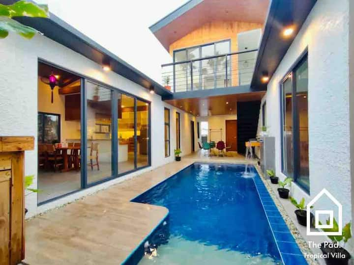 TROPICAL VILLA in Angeles City | The Pad
