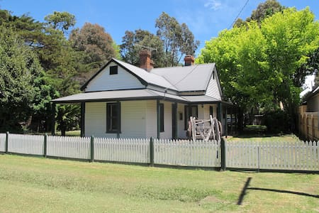 Lynden Cottage - built 1884 - Trentham