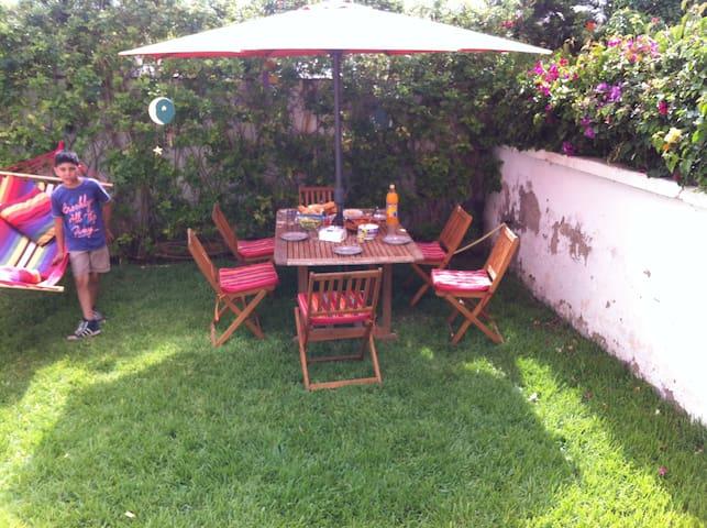 villa avec jardin - Sidi Rahal route d'azemour - Ev