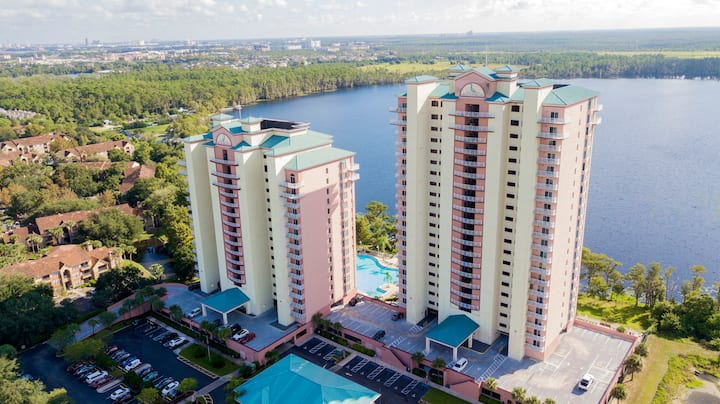 Disney neighborhood - Blue Heron Resort